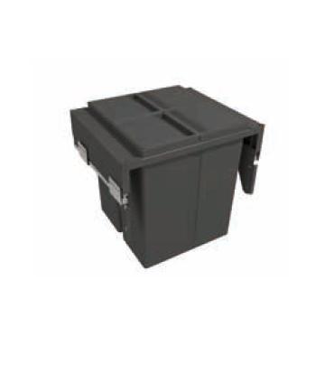 Cubos alta capacidad Avento 600 mm. Gestión de residuos    Tienda Online Casa y Menaje, Todo para