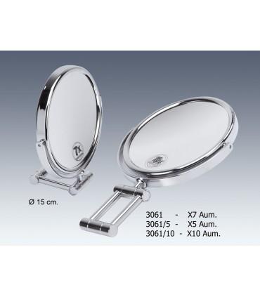 Espejo con soporte de mano Espejos de aumento aumento: x5 aum, x7 aum, x10 aum   Tienda Online Casa