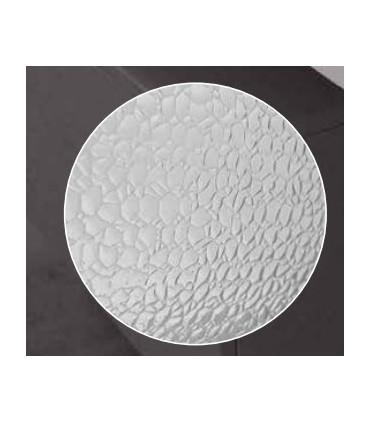 Lavabo de sobre-encimera Nalon plata Lavabos  Instalación: sobre encimera  Tienda Online Casa y