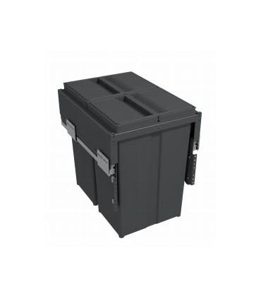 Cubo alta capacidad Avento 400mm Gestión de residuos    Tienda Online Casa y Menaje, Todo para tu