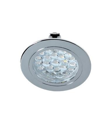 Foco Led Microled 3000K Iluminación cocina Transformador: 12w-230v-4 vías   Tienda Online Casa y