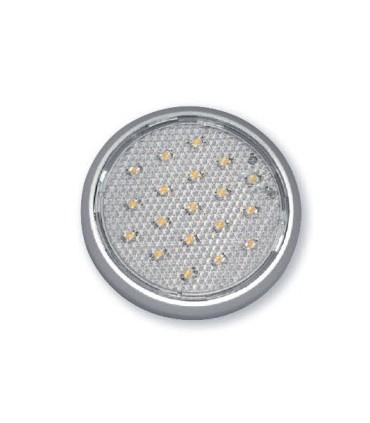 Foco Led Round Iluminación cocina Transformador: 12w-230v-4 vías   Tienda Online Casa y Menaje