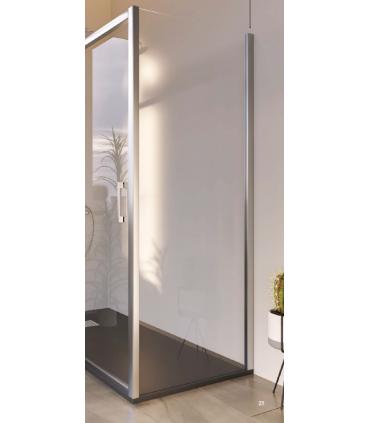 Panel fijo de ducha para mampara Tíber Inicio    Tienda Online Casa y Menaje, Todo para tu hogar -