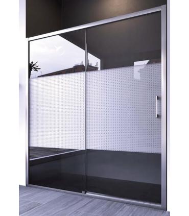 Mampara de ducha 1 fijo + 1 puerta corredera Sena Mamparas de baño    Tienda Online Casa y Menaje