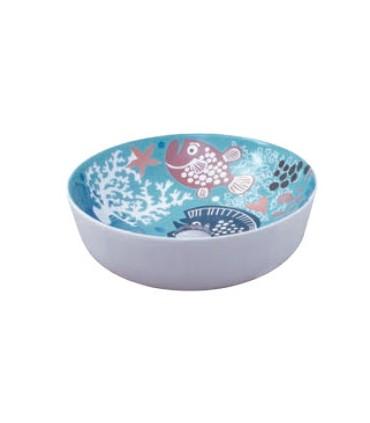 Lavabo sobre encimera decorado Peces Lavabos    Tienda Online Casa y Menaje, Todo para tu hogar -
