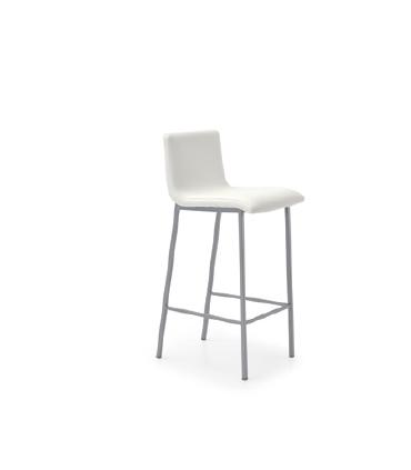 Taburete alto Sonia Mesas, sillas y taburetes Color tapizado sillas: romer arena, romer piedra